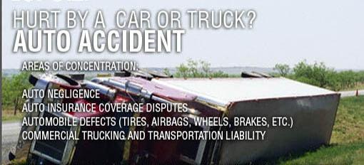 Trucking Accident Attorneys