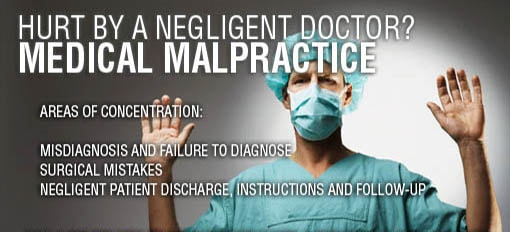 Hospital Malpractice & Negligence Lawyer